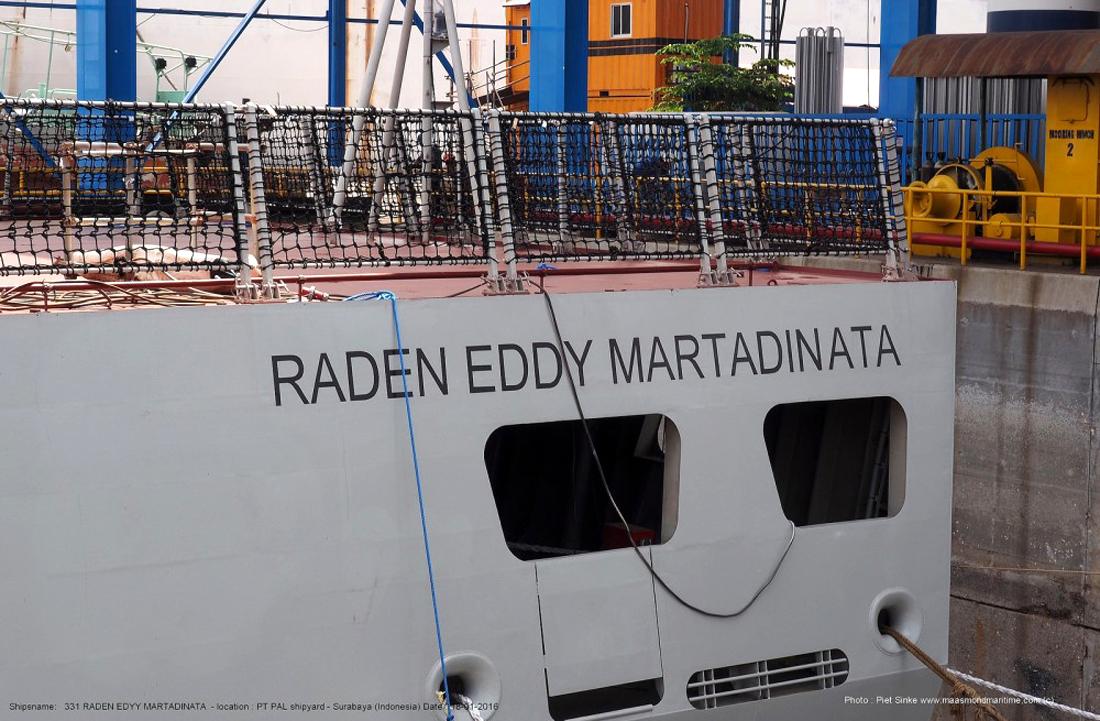 KRI Raden Eddy Martadinata