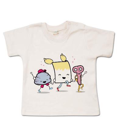 camiseta mommo