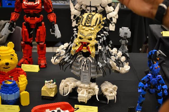 BrickCon 2011 LEGO Predator