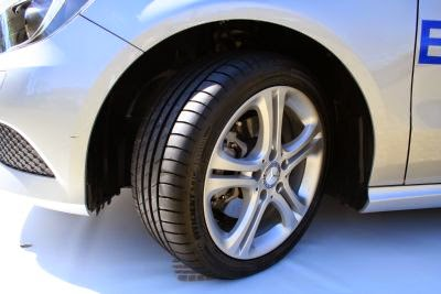 Anvelopa Goodyear EfficientGrip Performance
