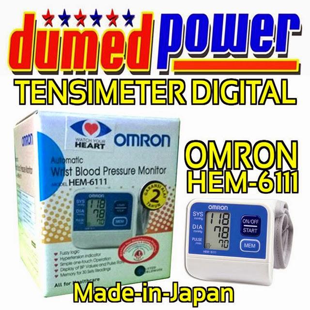 Tensimeter Digital OMRON HEM-6111