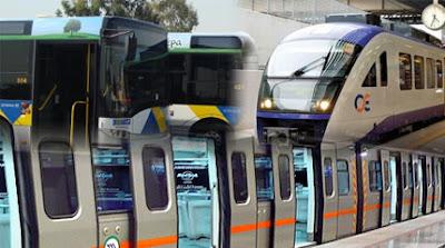 Απεργία στα μέσα μεταφοράς, Παρασκευή 9 Φεβρουαρίου : Χειρόφρενο τραβούν όλα τα Μέσα Μεταφοράς. Θα λειτουργήσουν από τις 10.00 το πρωί εώς τις 5.00 το απόγευμα μόνο τα Τρένα (ΗΣΑΠ) και οι συρμοί του