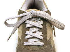 Tying A Shoe Lace Meaning