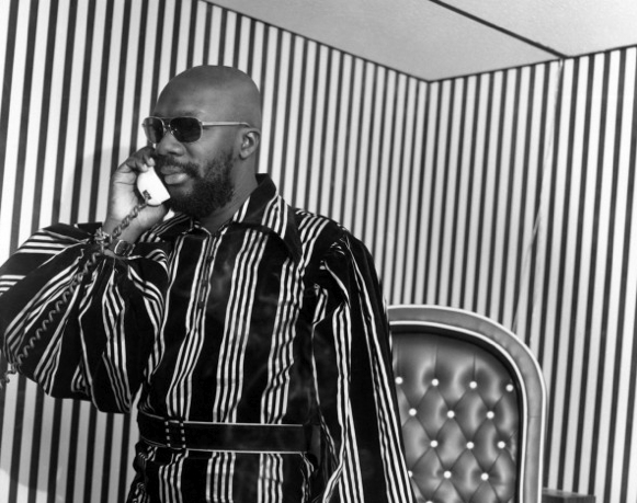 isaac hayes — theme from shaft