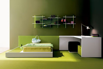 #5 Green Bedroom Design Ideas