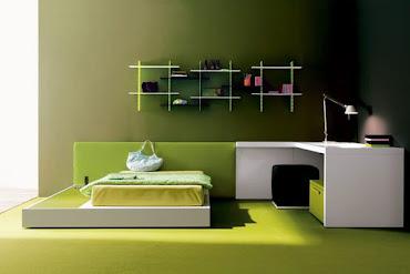 #5 Green Bedroom Design Ideas