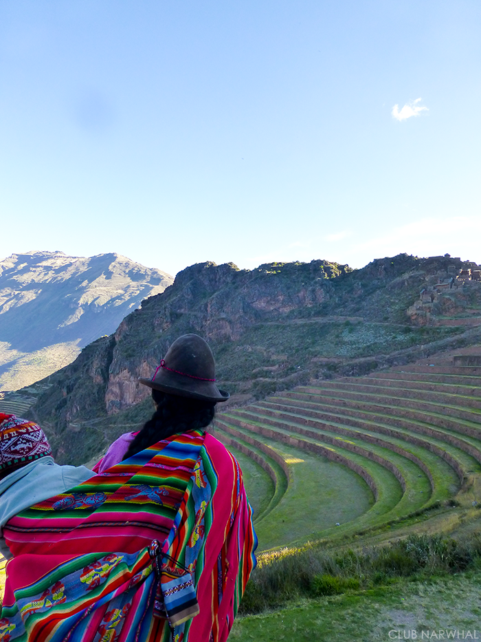 Peru | Terraces in the Sacred Valley #travel