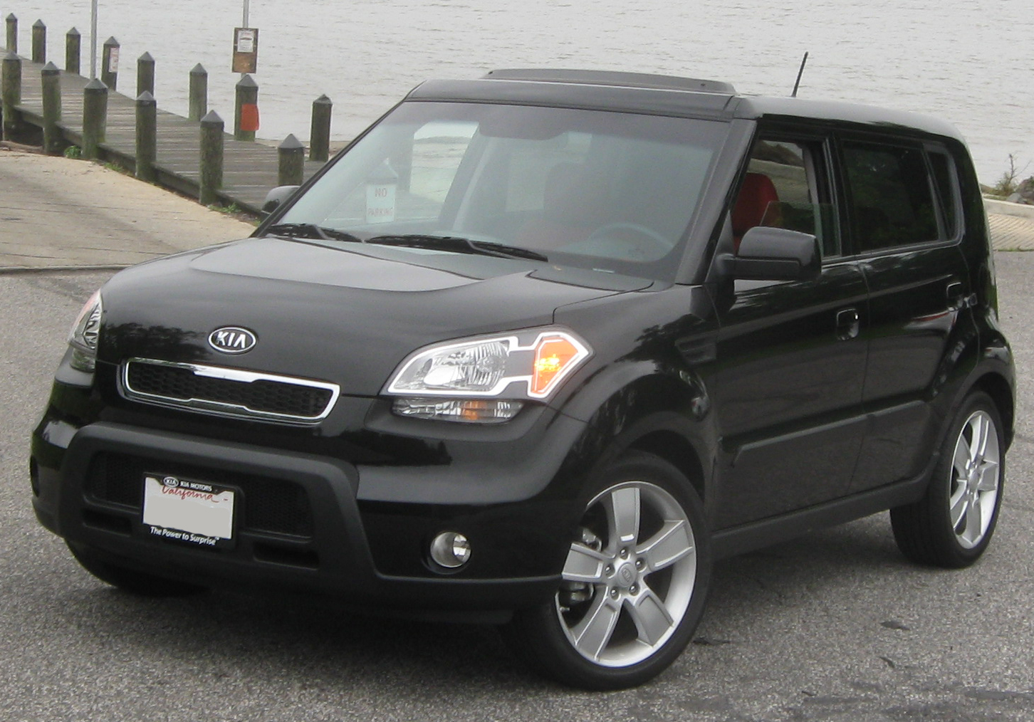 Kia Soul   Stylish Car