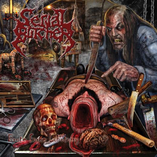 "And Prepare banget untuk "" Brute Force Lobotomy "" -nya SERIAL BUTCHER tanggal 18 September 2015 via UNIQUE LEADER Records"