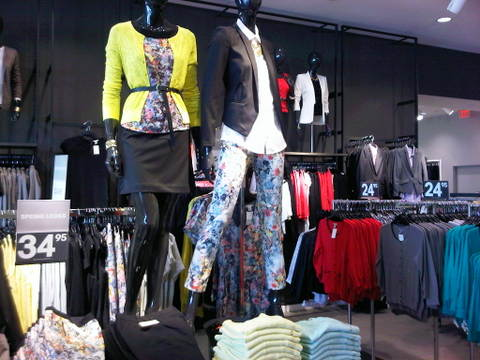 H&M Spring Collection for 2013