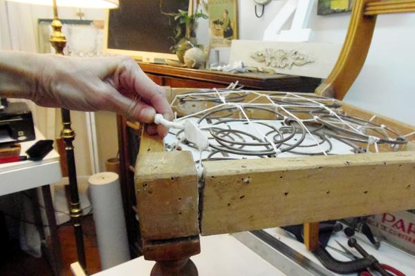 Cuchita bacana talleres de reciclado de muebles y tapicer a t cnicas para reciclar muebles - Ideas para reciclar muebles viejos ...