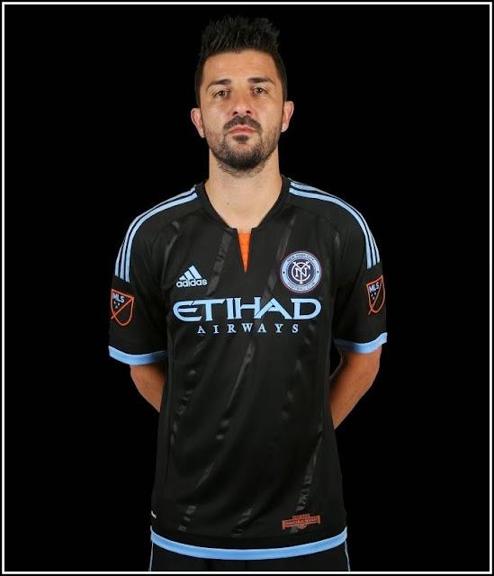 David Villa Resmi Jadi Kapten New York City FC