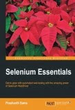 Selenium Essentials | Prashanth Sams