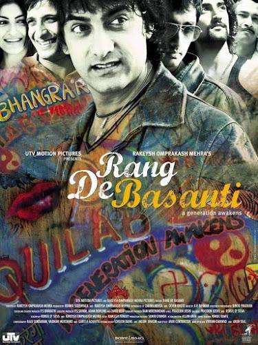 Rang De Basanti (2006) Movie Poster