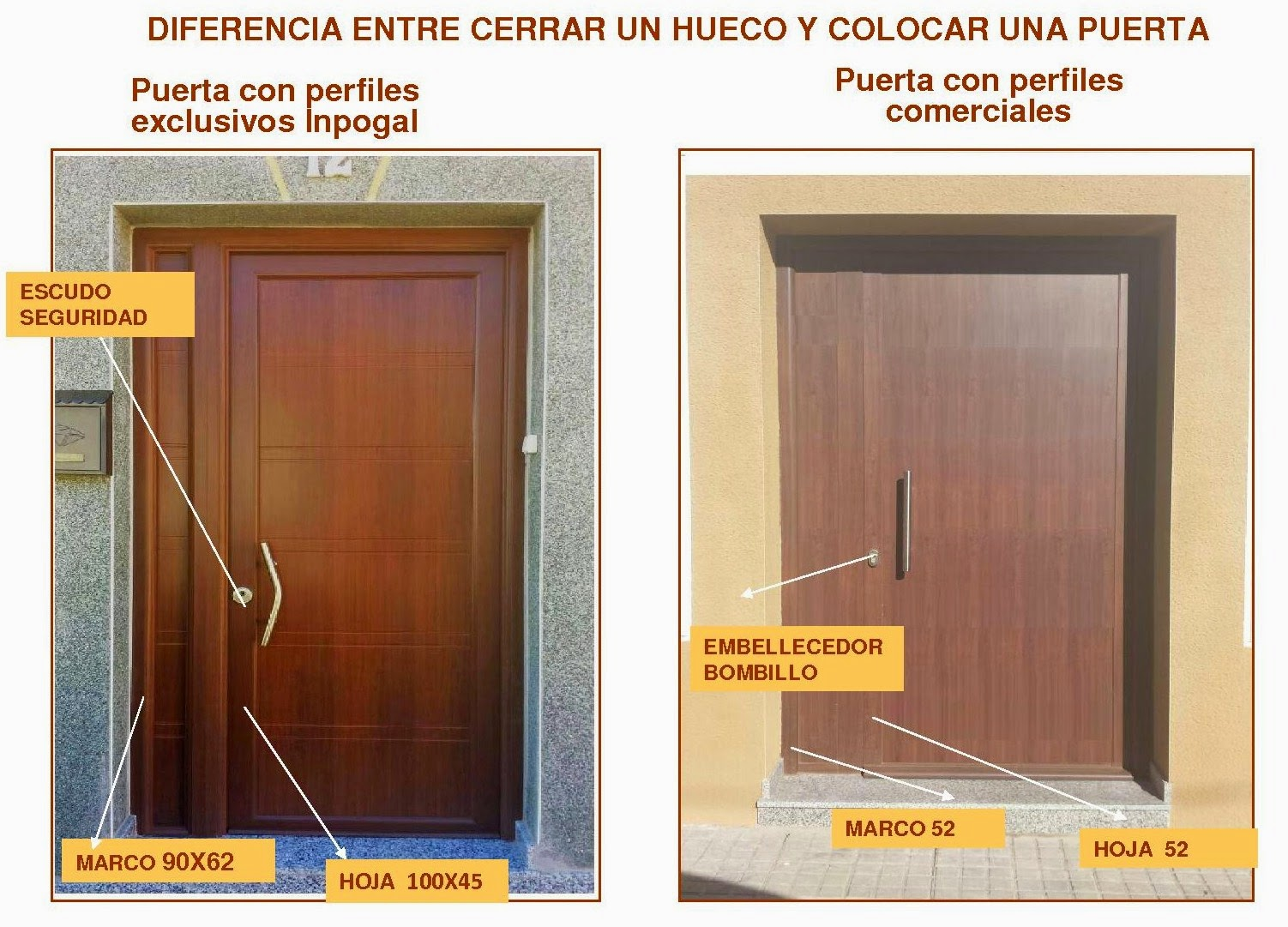 Colocar Marco De Puerta. Img Img Img Img Img With Colocar Marco De ...
