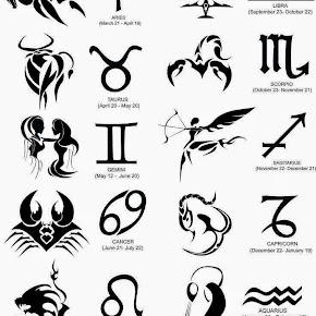 Tatuaje Zodiaco Chino IMGENES del ZODIACO 5000 SIGNOS