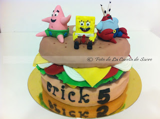 tarta bob esponja 1
