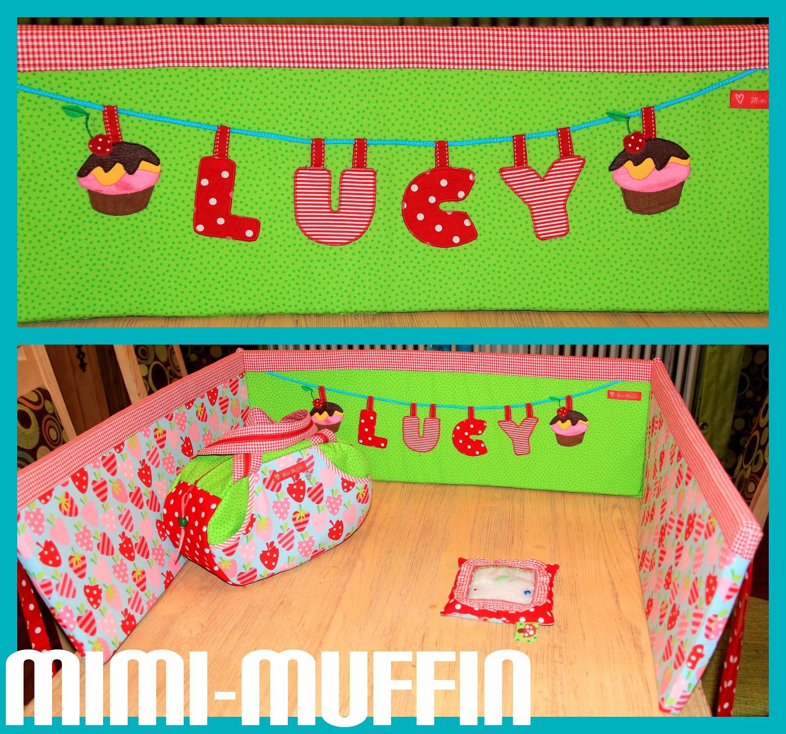 Mimi muffin ein babynestchen f r lucy - Piratenzimmer deko ...