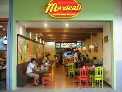 Mexicali Restaurant Philippines SM San Lazaro