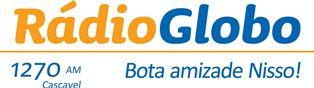Rádio Globo AM de Cascavel PR ao vivo
