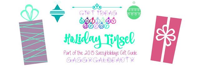 Holiday Tinsel: Holiday Decor & More
