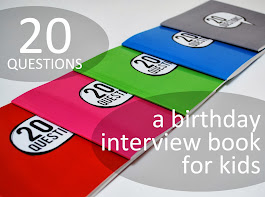 20 QUESTIONS @ BLURB :