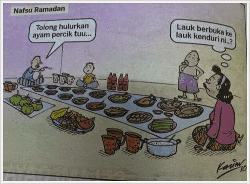6 Tips Berjimat Di Bazaar Ramadhan