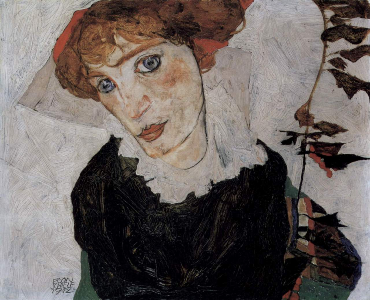 carnivale salt artist of the week egon schiele