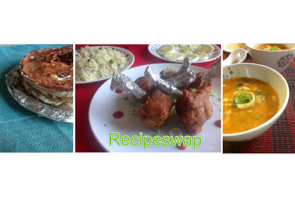 Recipeswap