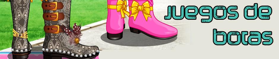 Juegos de botas