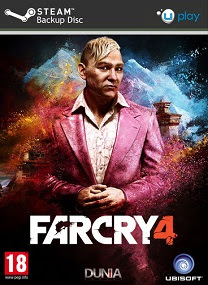 Far Cry 4 v1.10 Complete Edition Repack-CorePack Terbaru For Pc cover