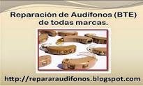 Reparaciones de Audifonos (BTE)