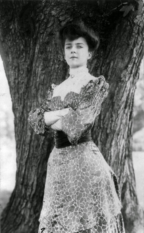 Alice Roosevelts Sad Amazing Life
