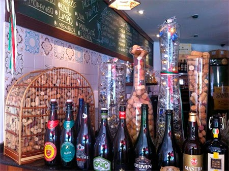 decoracao de bar