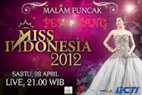 Para Pemenang Miss Indonesia 2012 (Berdasar Kategori)