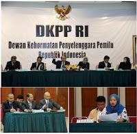 DKPP Gelar Sidang Perdana Kasus Dugaan Pelanggaran Kode Etik KPU DKI Jakarta