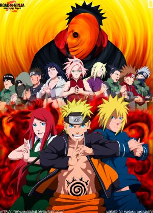 Đường tới Ninja - Naruto Shippuuden Movie 6: Road To Ninja (2012) Vietsub