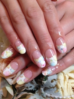 are Here: Home > Hands and Nails > Nail Art Summer 2012 [New Designs