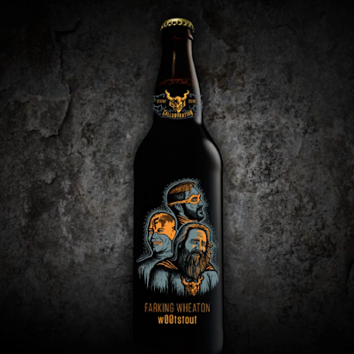 Stone Farking Wheaton W00tstout