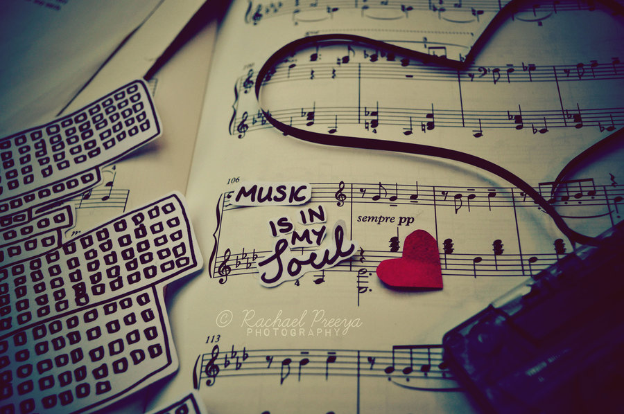 Music is my life 8