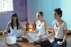 Armonizaciones grupales, y Encuentros de meditacion todos los Jueves a las 19  y 30 hs,