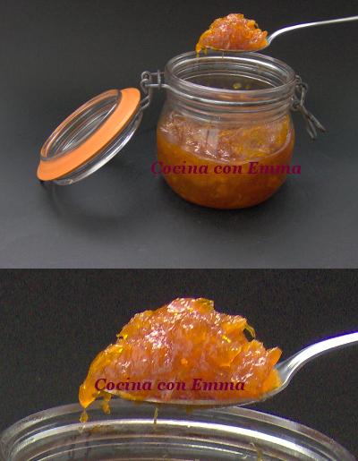 Delicatessen de naranja amarga