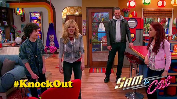 Sam & Cat: #KnockOut Sneak Peek!!