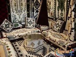 Maison Salon Algerien Moderne