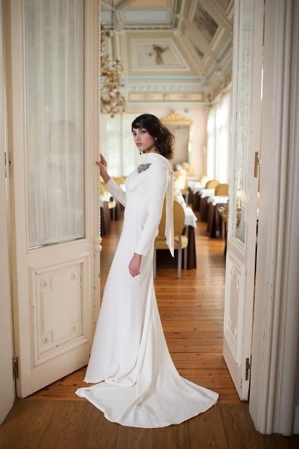 novias y fiesta: cristina pascual ahora en madrid y oviedo | fashion