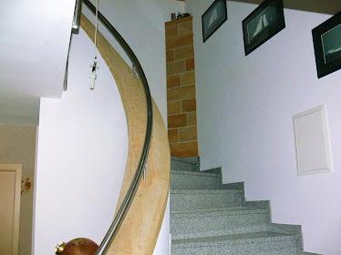 Escalier d'un Hall d'entree