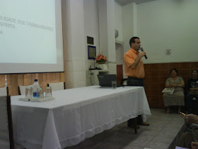 Palestra com Marcelo Gil -SUIE - 26/05/12