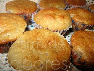 Muffins de Figos Frescos