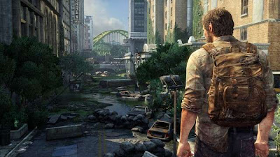 O último de nós(The Last of Us)E3 Gameplay para PS3