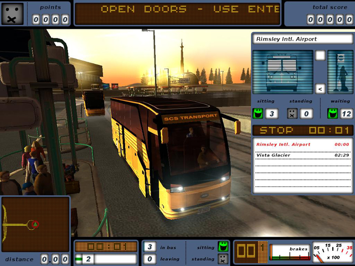 Bus Driver Game Learn4good